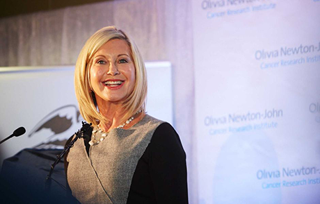 Labor pledges $20 million dollars for Olivia Newton-John Cancer Research Institute