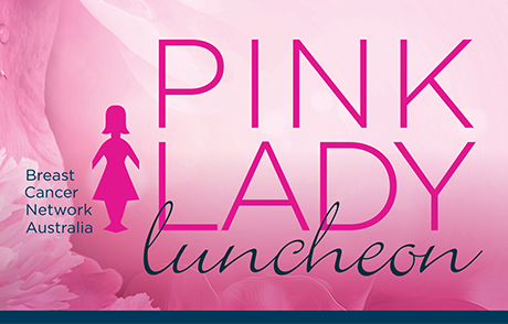 2017 Pink Lady luncheon Canberra