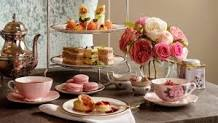 All things pink Afternoon Tea