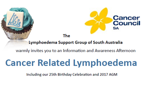 Cancer-related lymphoedema information and awareness afternoon