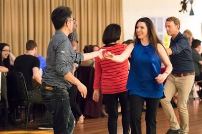 Free dance classes during October | Month-long event