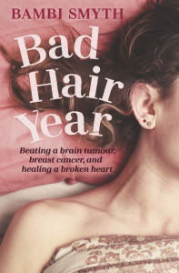 Bad Hair Year by Bambi Smyth book cover