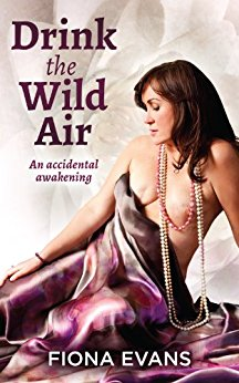 Drink the Wild Air: An accidental awakening by Fiona Evans book cover