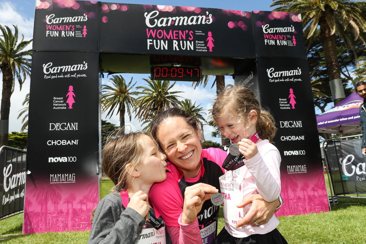 Carman's Women's Fun Run